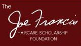 Joe Francis Foundation Logo