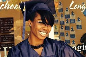 Laura Harris Graduate