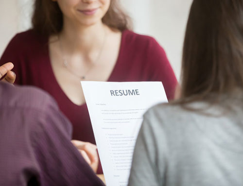 Building A Resume As A Beauty Student