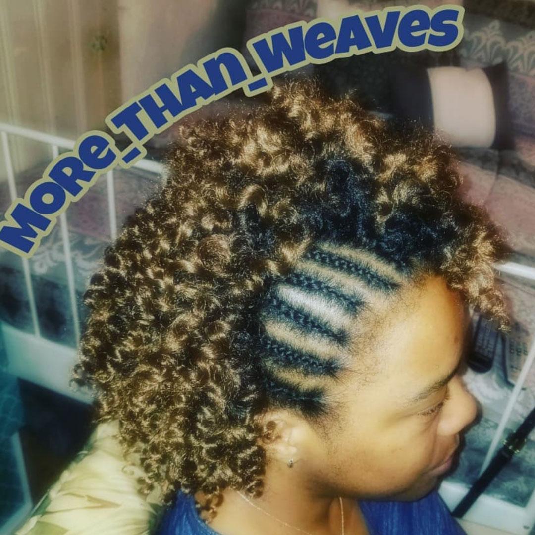 Ashleigh Stewart Hair