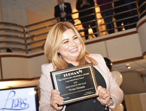 Employee of Year – Miss Vivian, Spanish Instructor