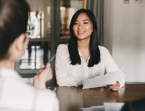 Nailing Your First Interview for a Stylist Position