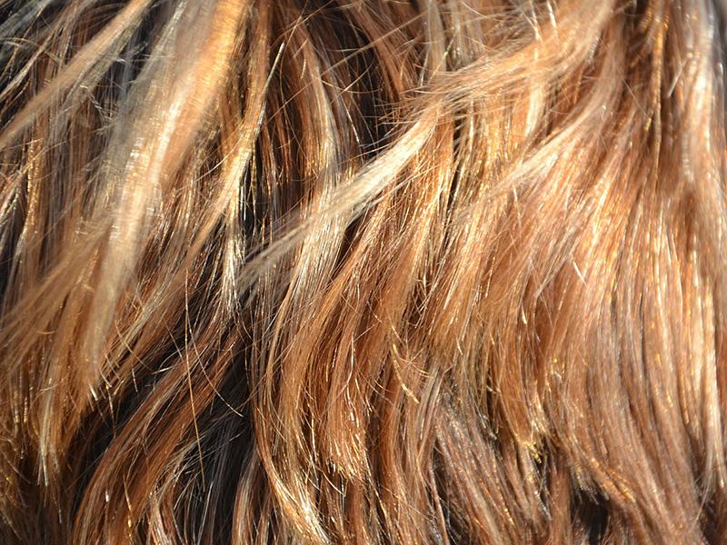 Color Melt Hair