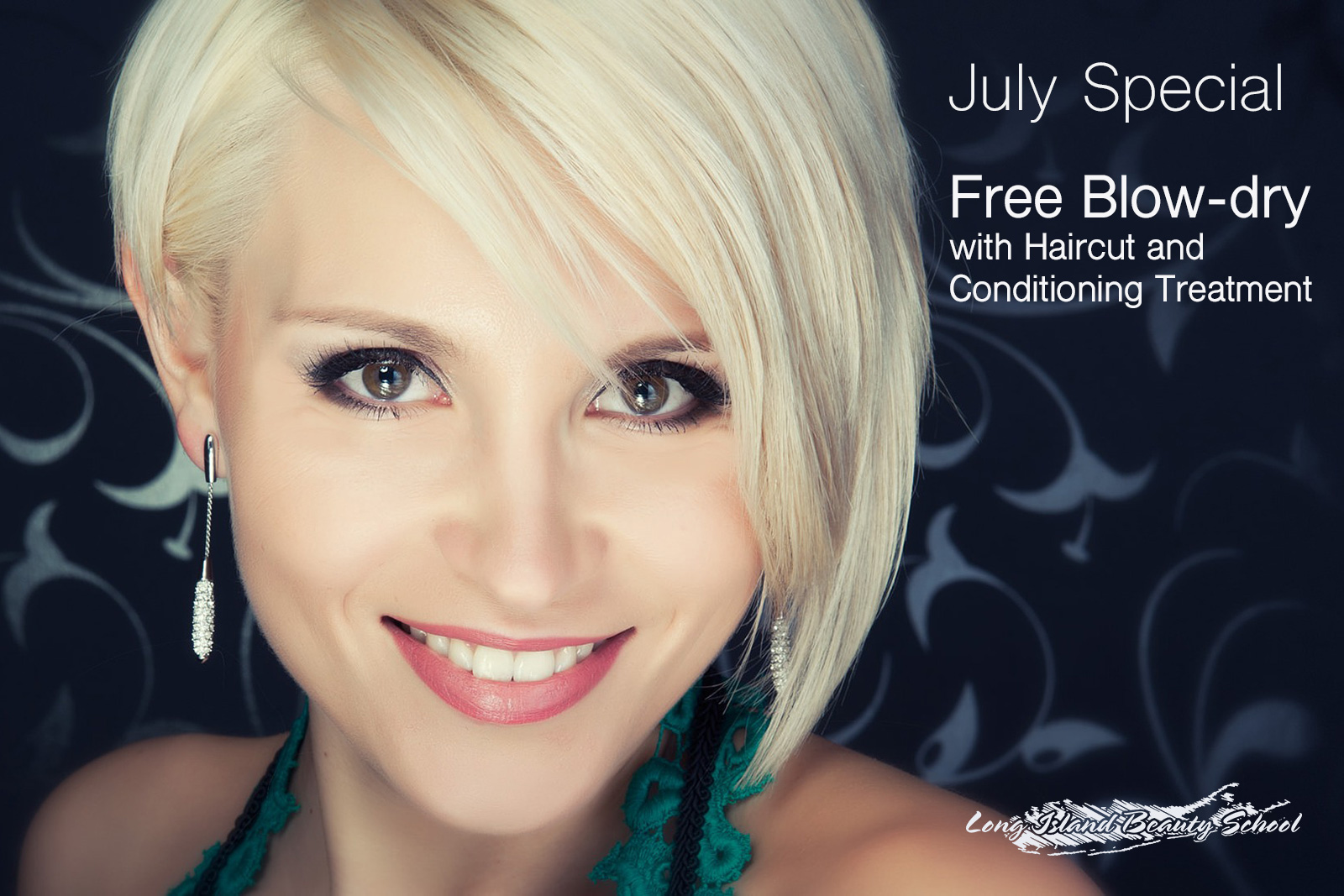 July Salon Service Special