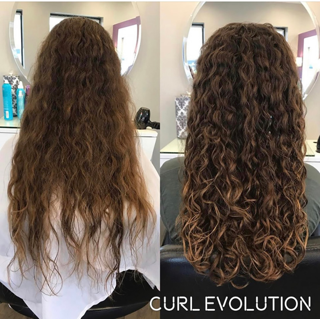 Curl Evolution