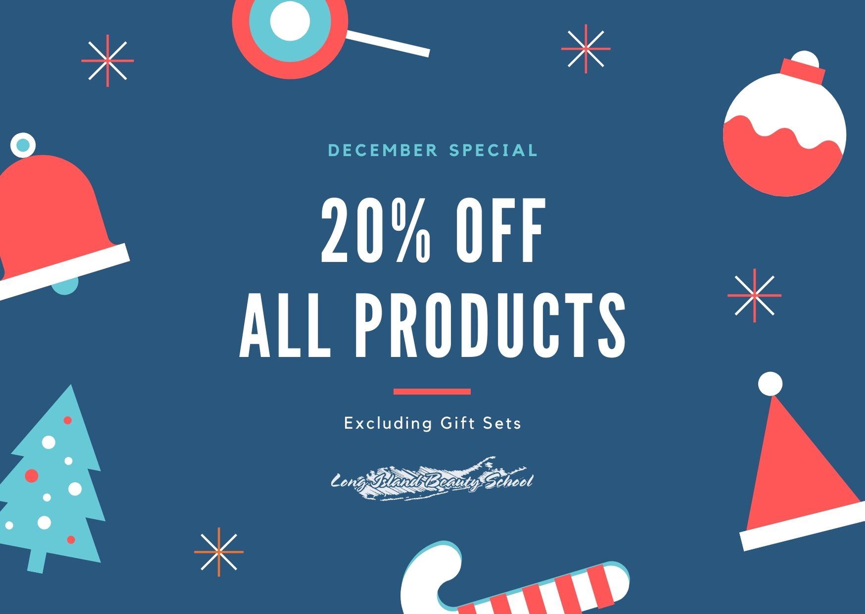 December Salon Product Special