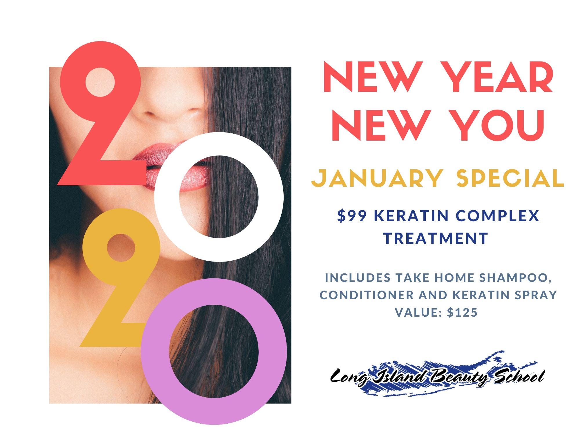 January Salon Special