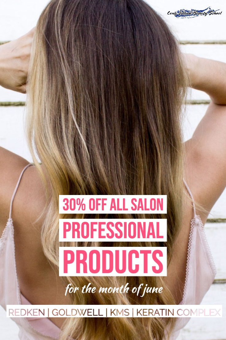 Salon Professional Product Speical
