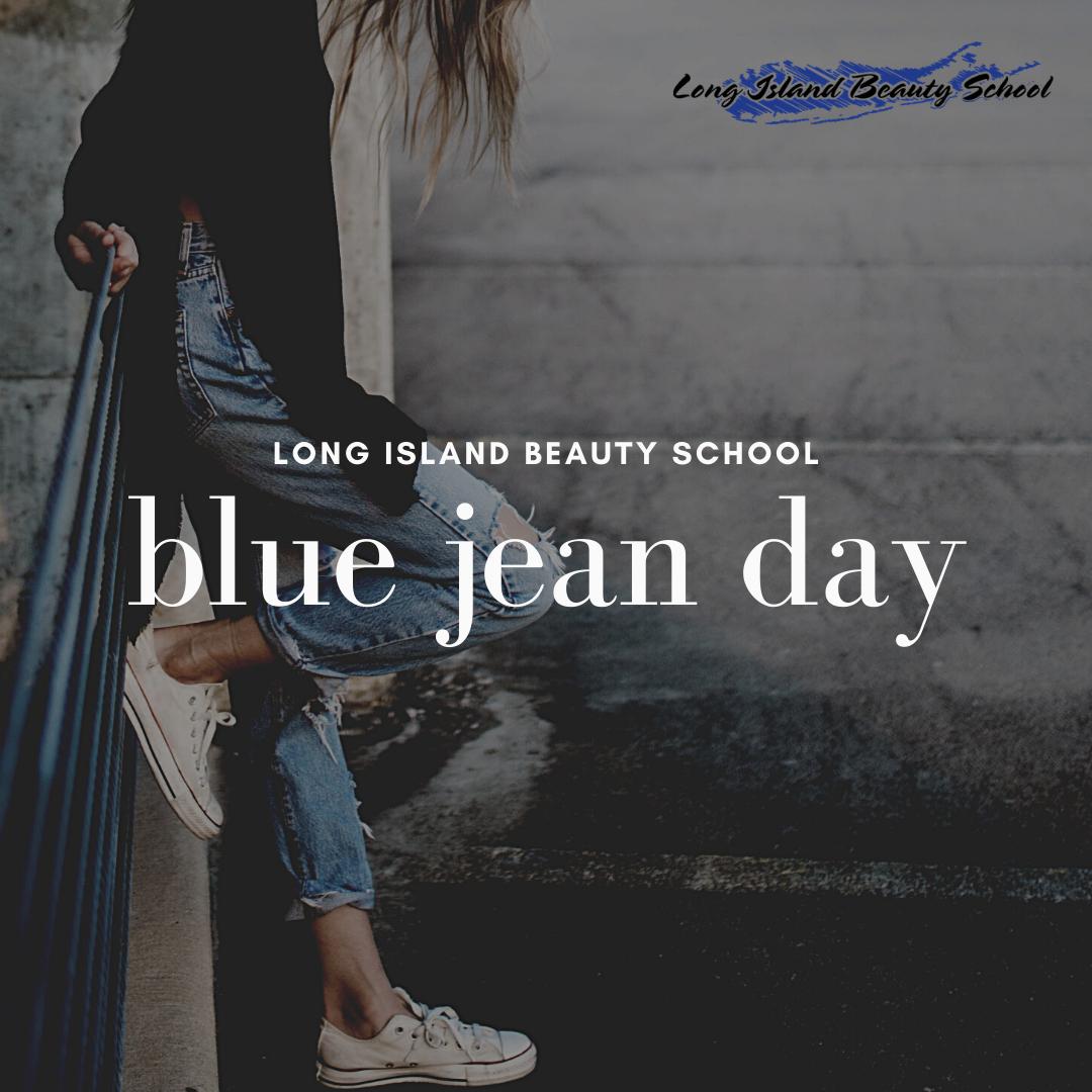 blue jean day