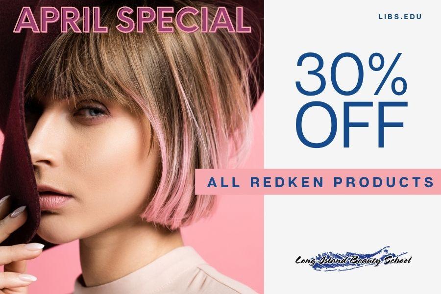 April 2021 Salon Product Special