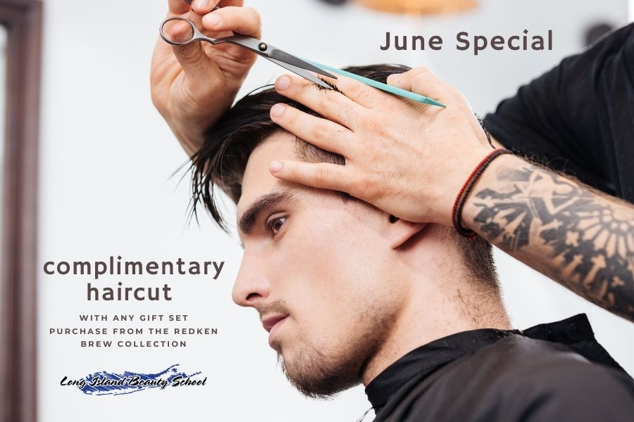 June Hair Service Special