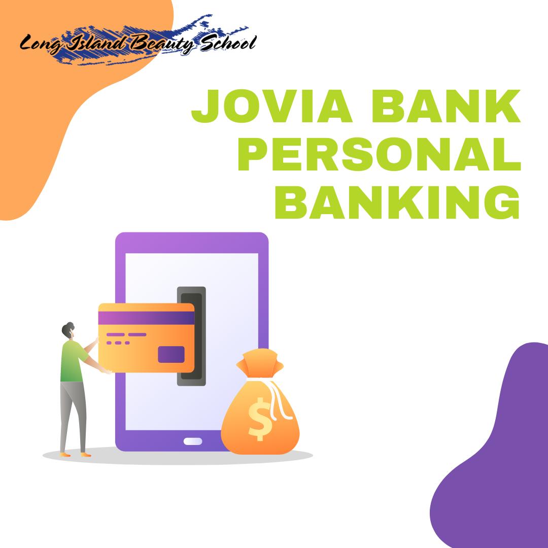 Jovia Bank Personal Banking