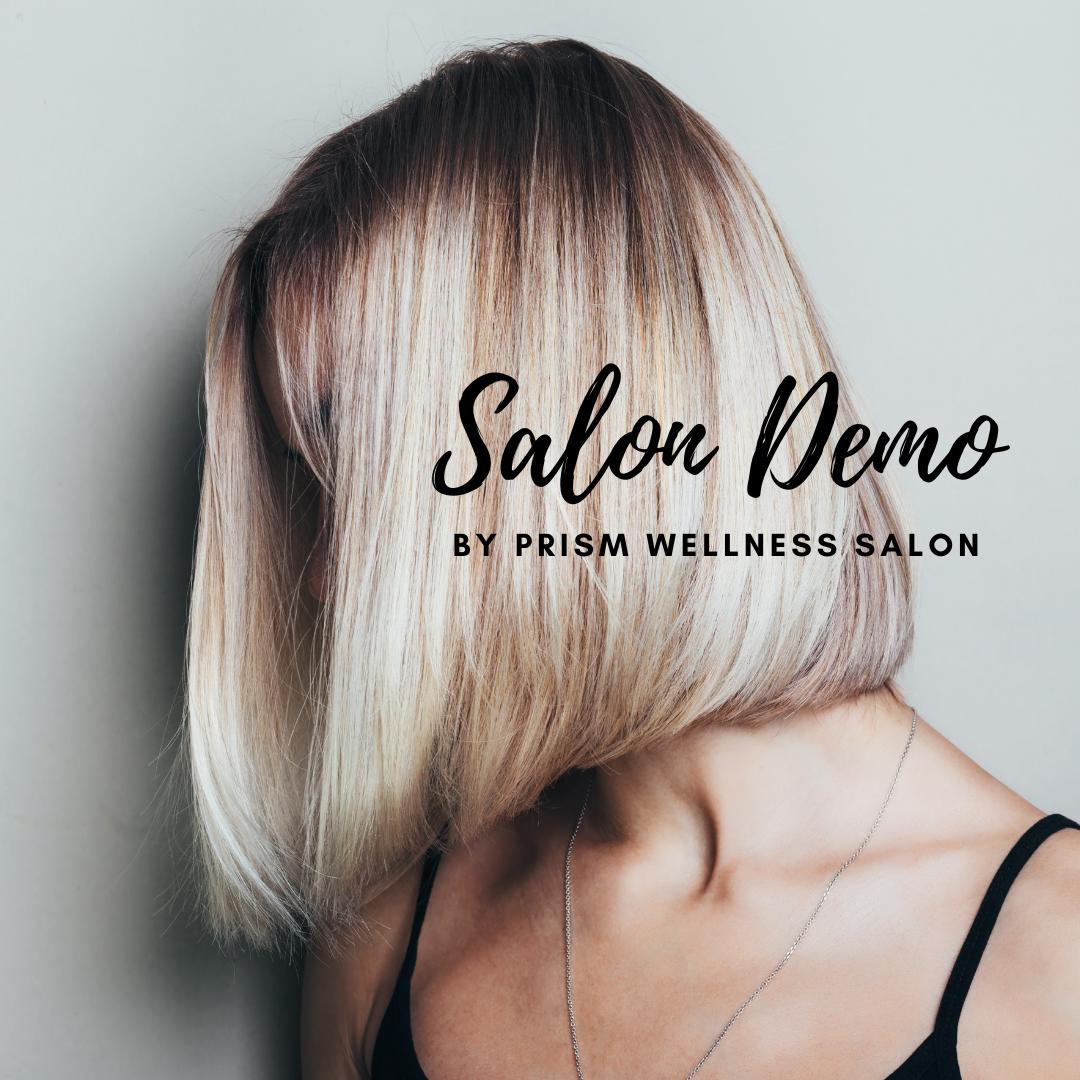 Salon Demo Prism Wellness Salon