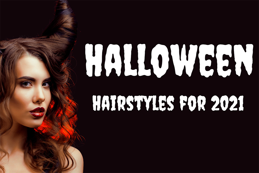 Halloween Hairstyles for 2021