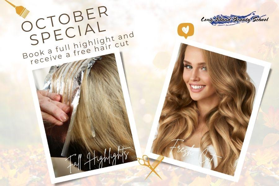 October Salon Special