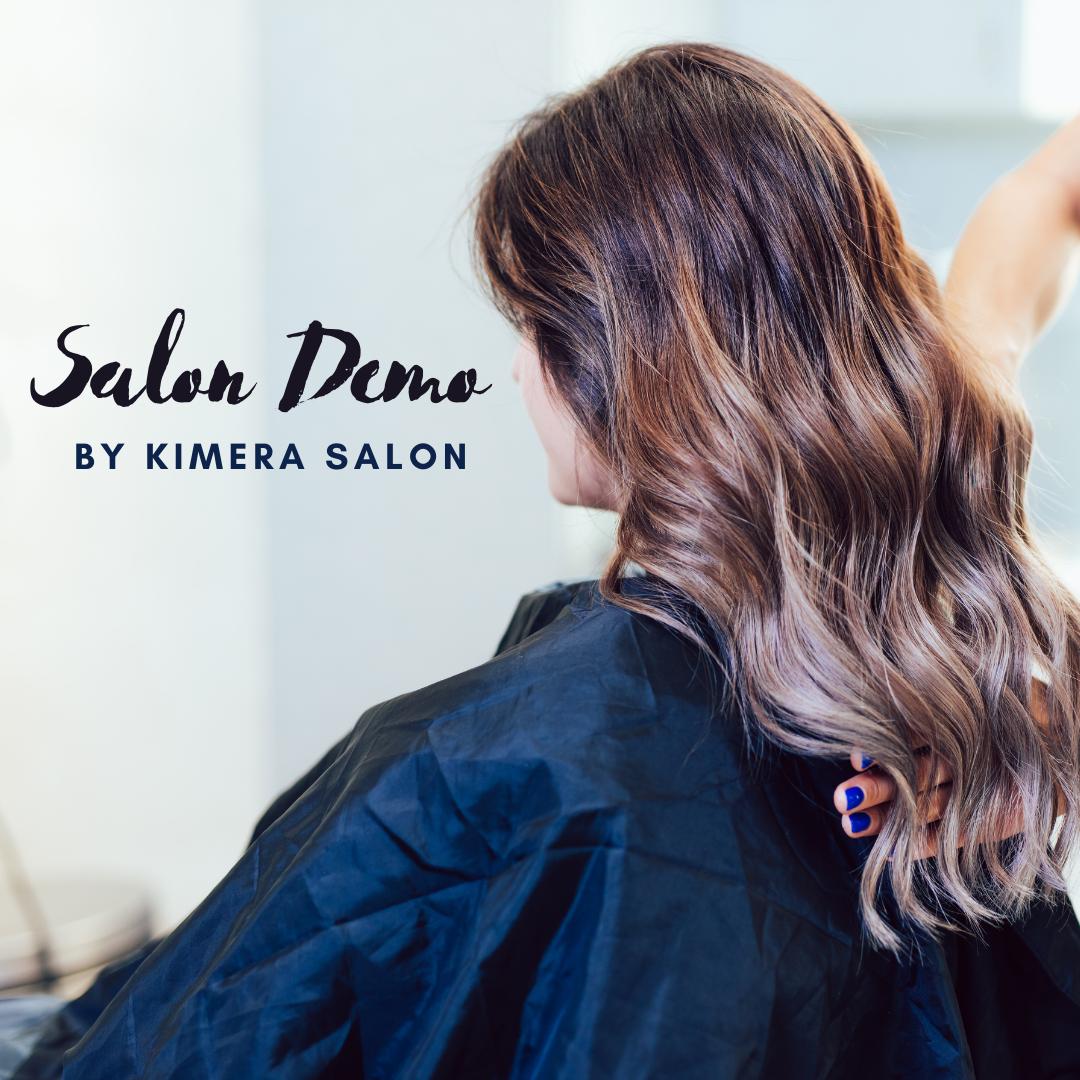 Salon Demo by Kimera